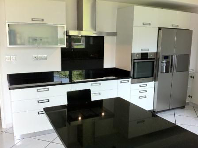 Kitchen in Negro Angola