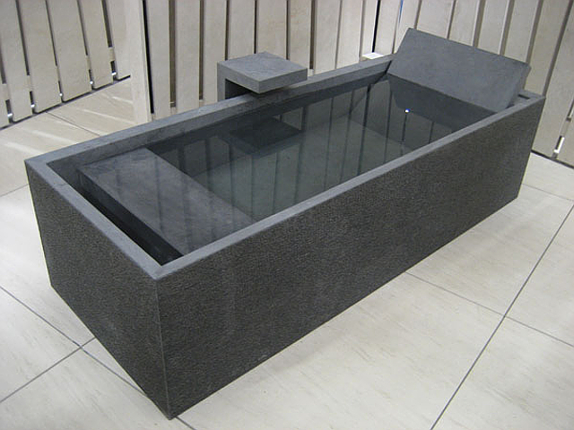 Bathtub Granite
